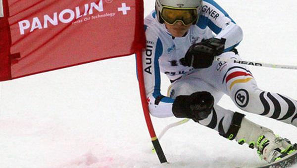 Tim Siegmund beim Slalom des Scott-Cup 2014