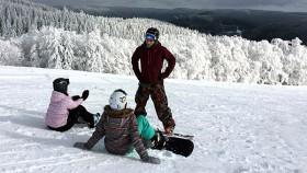 Ski- und Snowboardkurs Saison beendet
